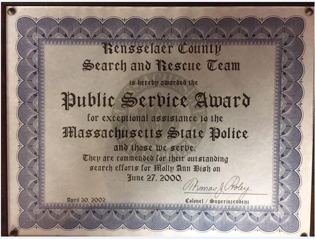MA-award